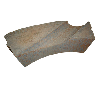 Silicon carbide refractory brick