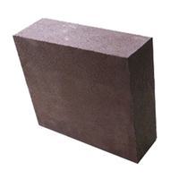 Direct bonded magnesia chrome brick